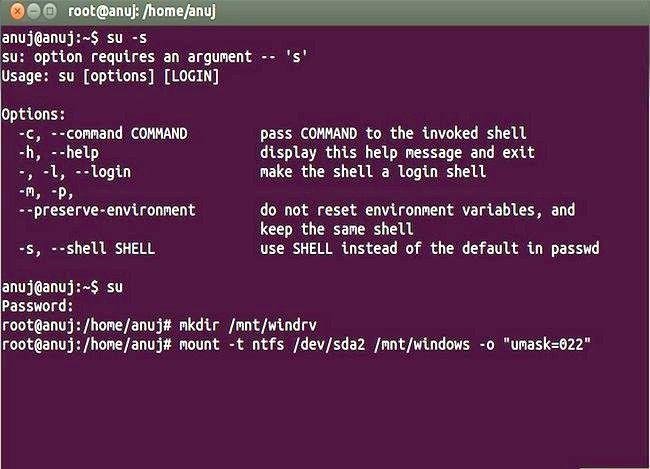 Titel afbeelding Access Windows Files in Ubuntu Step 6