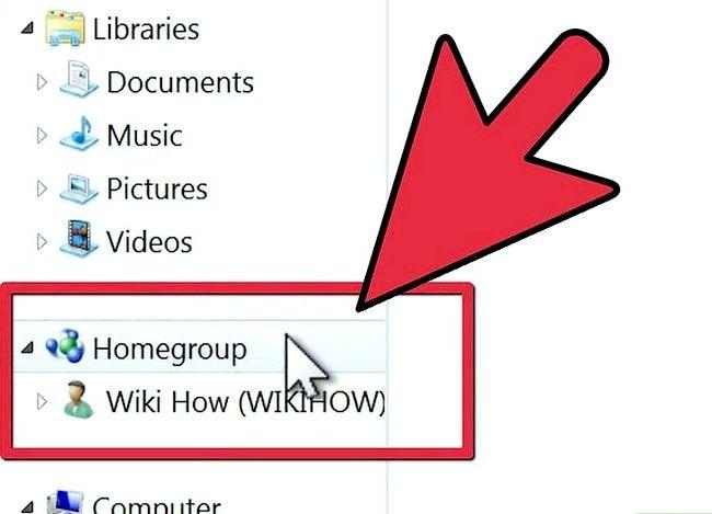 Titel afbeelding Toegang tot gedeelde mappen op een netwerk Stap 2