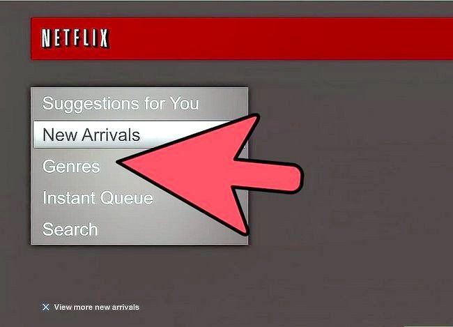 Titel afbeelding Access Netflix op PlayStation 3 Stap 4