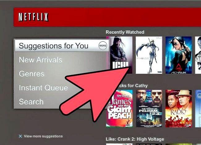 Titel afbeelding Access Netflix op PlayStation 3 Stap 5