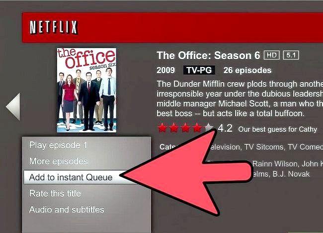 Titel afbeelding Access Netflix op PlayStation 3 Stap 7