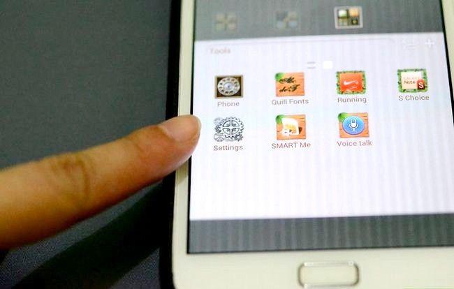 Titel afbeelding Activate the USB Tethering op een Samsung Galaxy Note Stap 2