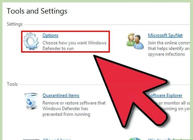 Titel afbeelding Turn On Windows Defender Step 12