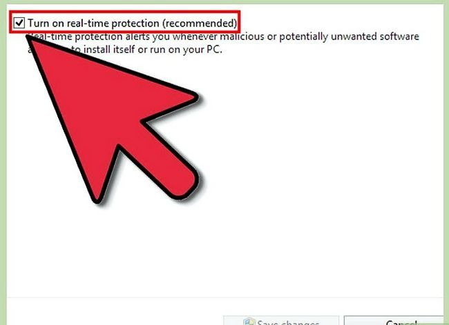 Titel afbeelding Turn On Windows Defender Step 3