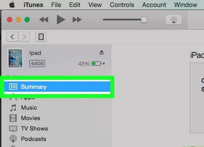 Titel afbeelding Update iOS Software op een iPad Stap 16