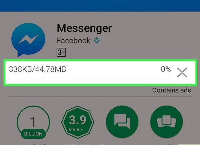 Titel afbeelding Update Facebook Messenger Stap 13