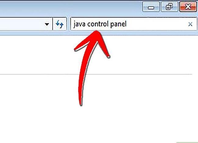 Titel afbeelding Update Java Step 15