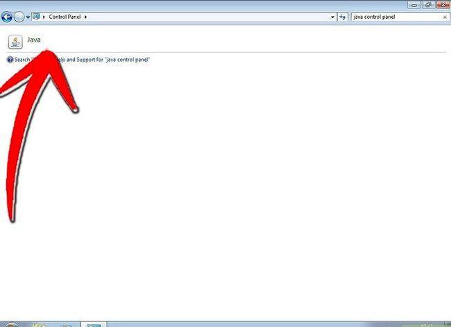 Titel afbeelding Update Java Step 16