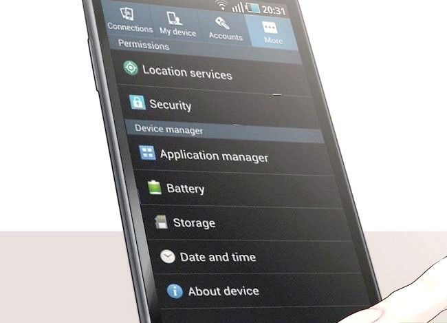Titel afbeelding Update a Galaxy S Stap 18