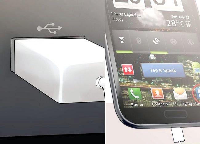 Titel afbeelding Update a Galaxy S Stap 21