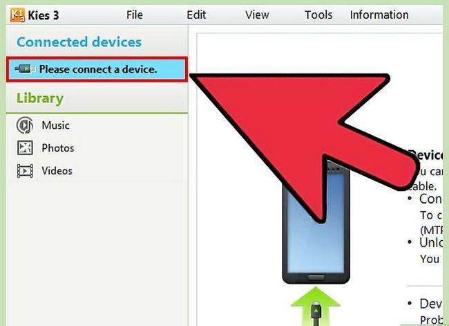 Titel afbeelding Update the Samsung Galaxy Ace Step 13