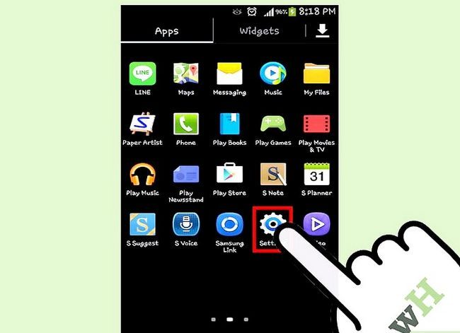 Titel afbeelding Update the Samsung Galaxy Ace Step 16