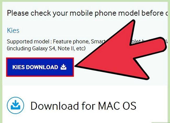 Titel afbeelding Update the Samsung Galaxy Ace Step 2