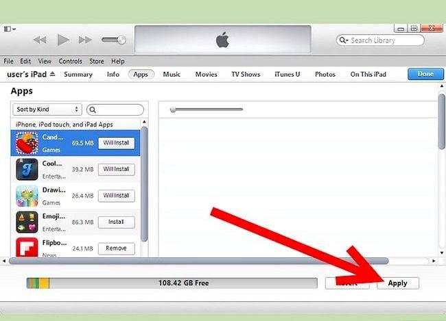 Titel afbeelding Apps toevoegen aan iPad Stap 11