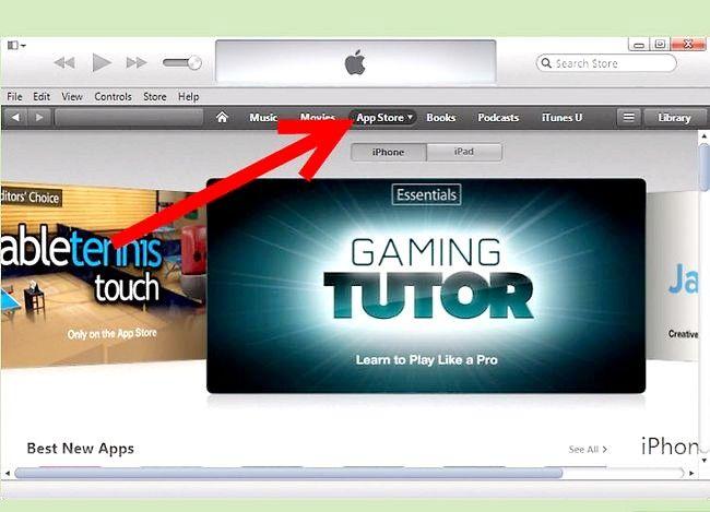 Titel afbeelding Apps toevoegen aan iPad Stap 17