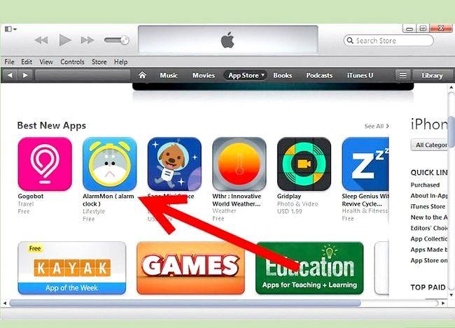 Titel afbeelding Apps toevoegen aan iPad Stap 18