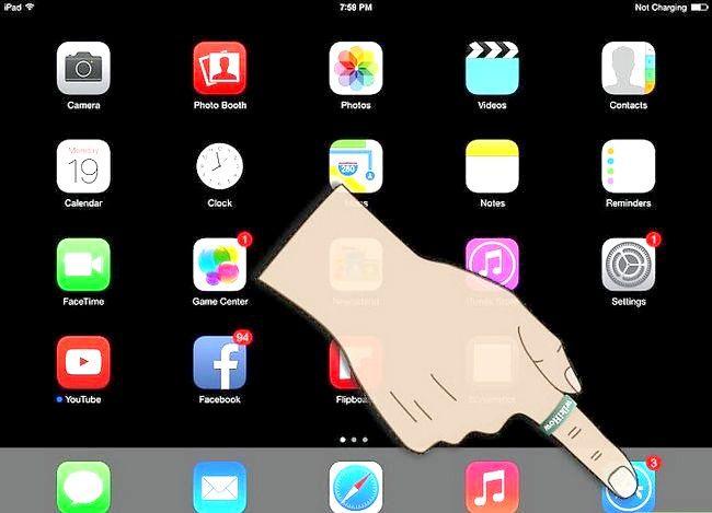 Titel afbeelding Apps toevoegen aan iPad Stap 2