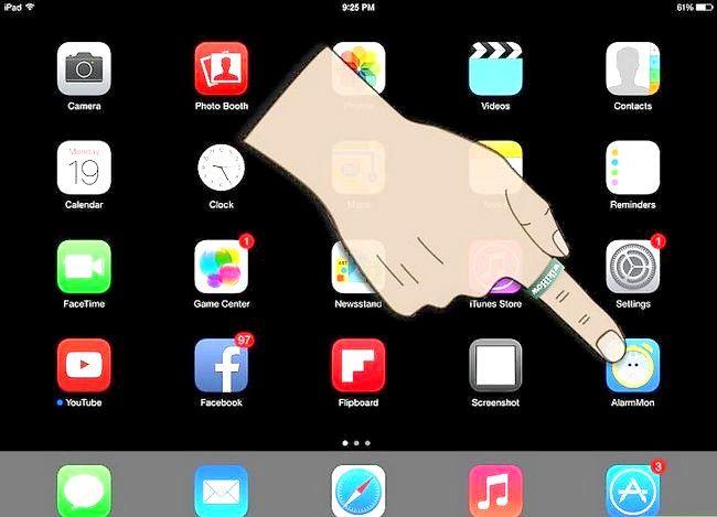 Titel afbeelding Apps toevoegen aan iPad Stap 21