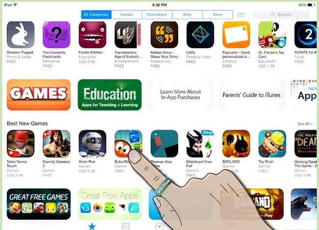Titel afbeelding Apps toevoegen aan iPad Stap 3