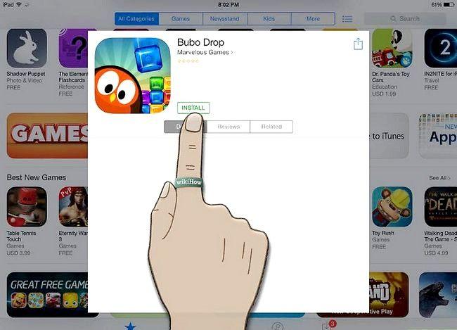 Titel afbeelding Apps toevoegen aan iPad Stap 4
