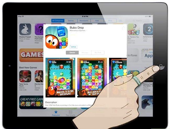 Titel afbeelding Apps toevoegen aan iPad Stap 5