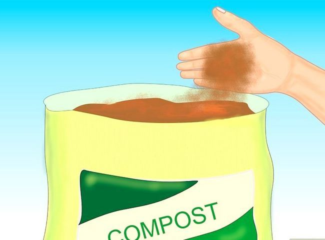 Titel afbeelding Add Compost to Plants Step 2