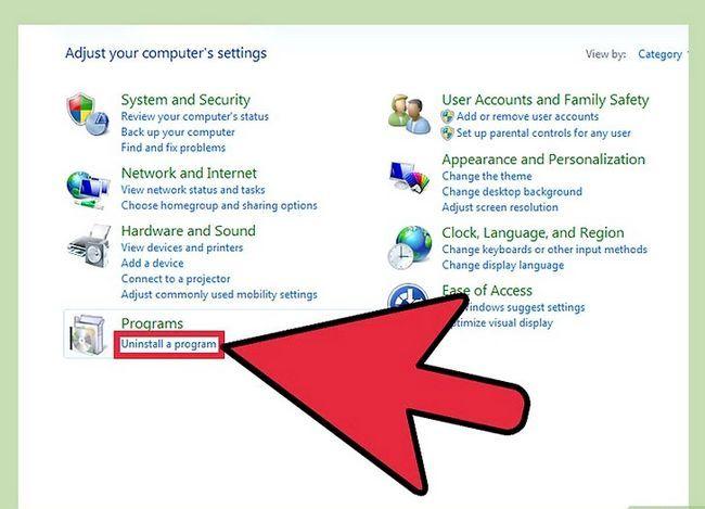 Titel afbeelding Een open opdrachtprompt hier toevoegen als beheerder & quot; Snelkoppeling naar het contextmenu in Windows 7 en Windows Vista Stap 6