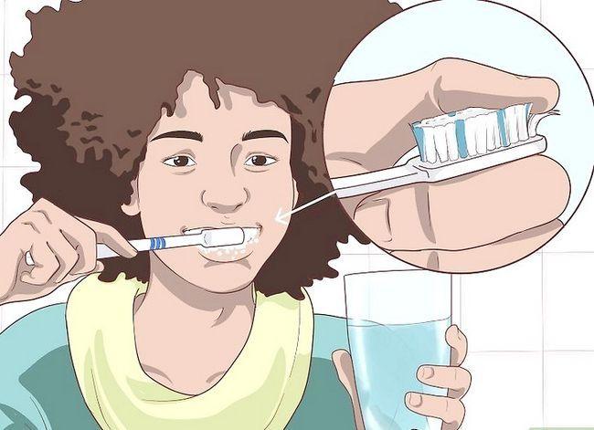 Titel afbeelding Relief Gum Pain Step 19