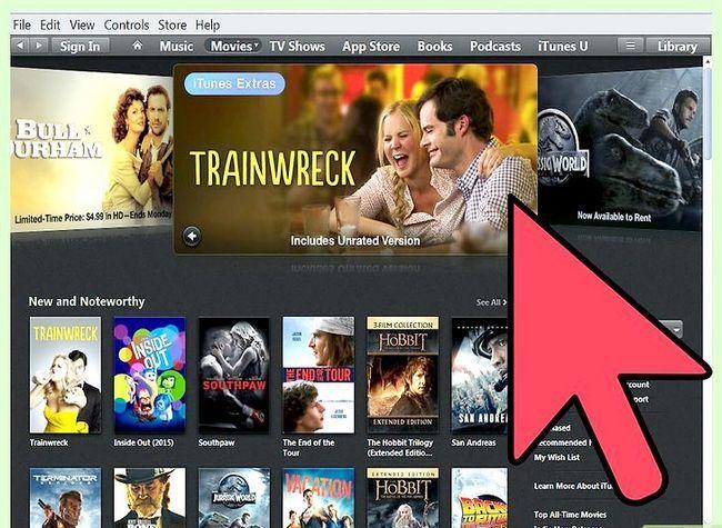 Titel afbeelding Rent Movies op iTunes Stap 3