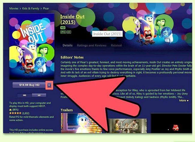 Titel afbeelding Rent Movies op iTunes Stap 4
