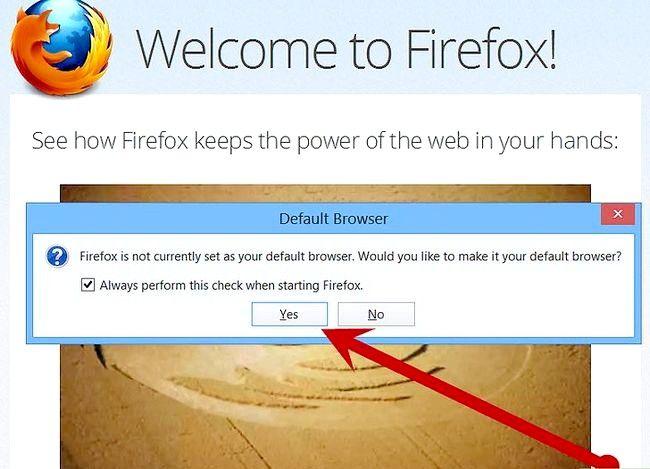 Titel afbeelding Pin Firefox Web Apps to Windows 8 Startscherm Stap 1