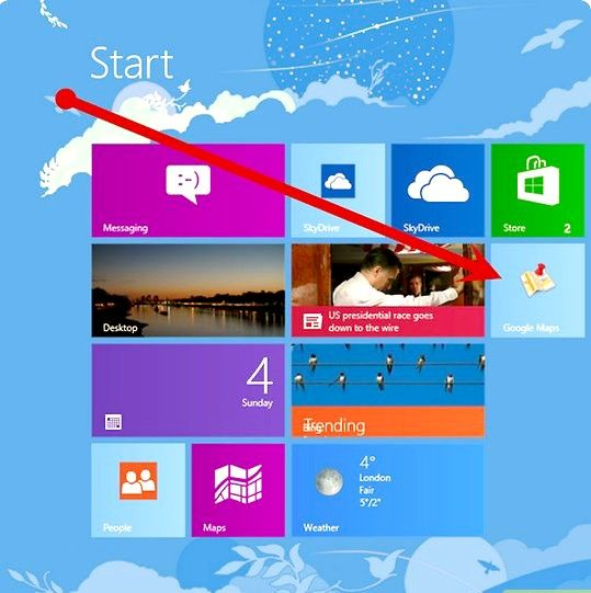 Titel afbeelding Pin Firefox Web Apps to Windows 8 Startscherm Stap 14