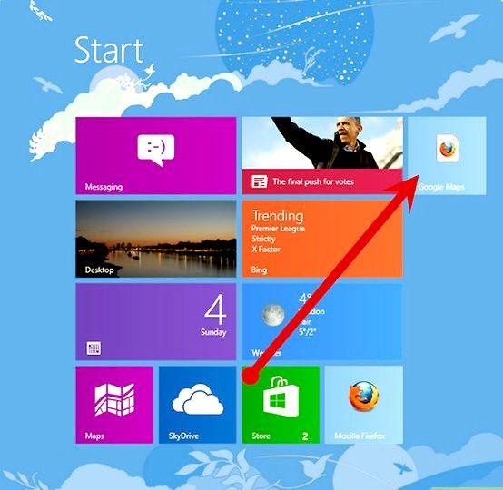 Titel afbeelding Pin Firefox Web Apps to Windows 8 Startscherm Stap 8
