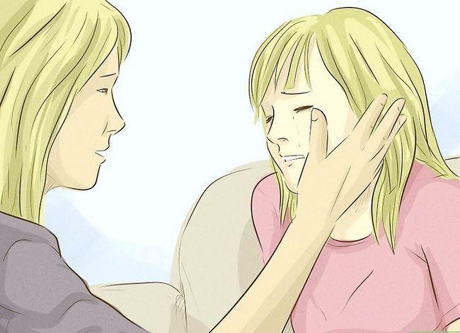 Titel afbeelding Help Your Daughter Get Over Bad Breakup Step 4
