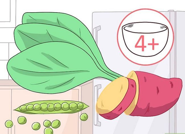 Titel afbeelding Increase Iron Levels During Pregnancy Step 2