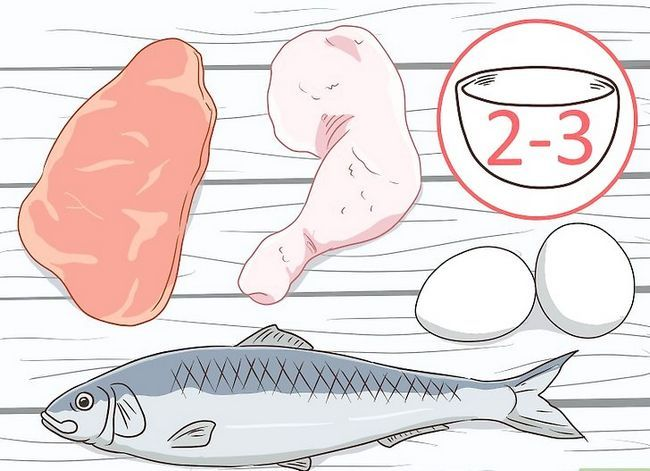 Titel afbeelding Increase Iron Levels During Pregnancy Step 4