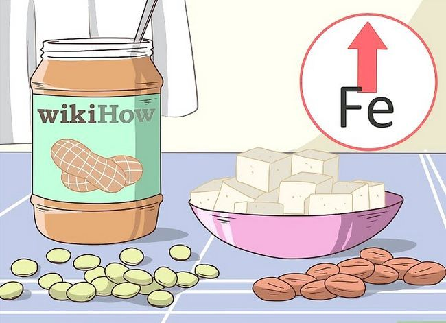 Titel afbeelding Increase Iron Levels During Pregnancy Step 5
