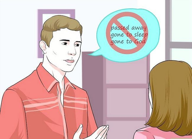 Titel afbeelding Help Your Child When a Friend Dies Step 3
