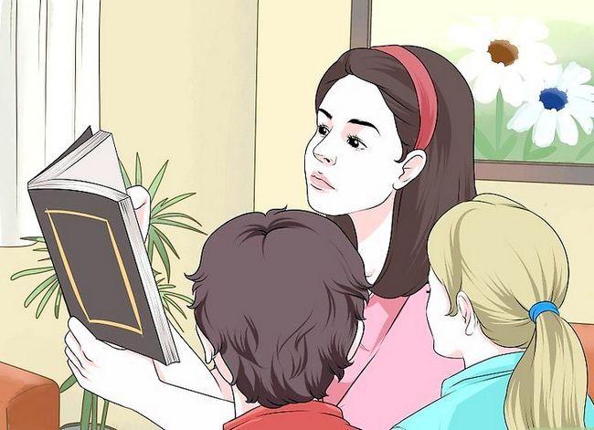 Titel afbeelding Help Your Child When a Friend Dies Step 8
