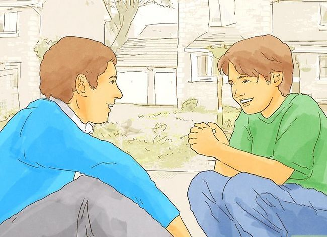 Titel afbeelding Help a Teen Who Lost a Parent Step 10