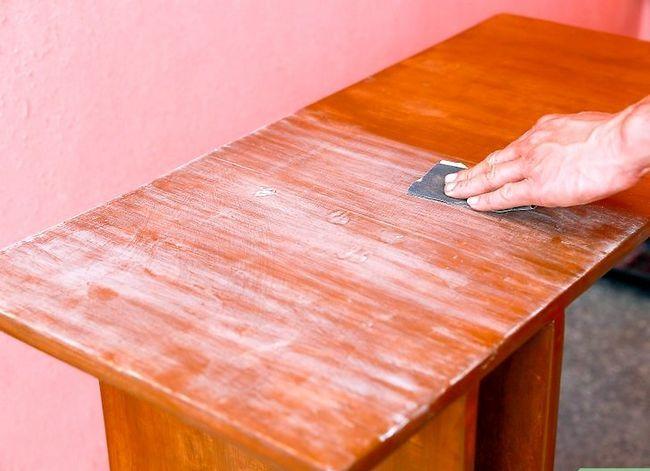 Titel afbeelding Varnish Wood Step 15