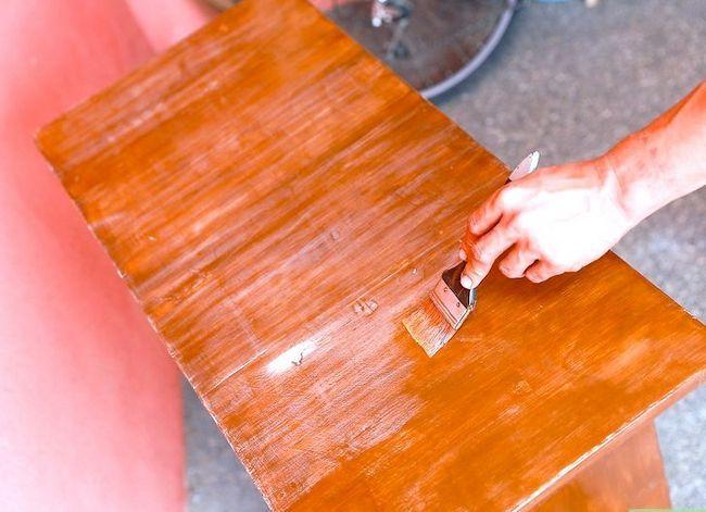 Titel afbeelding Varnish Wood Step 18