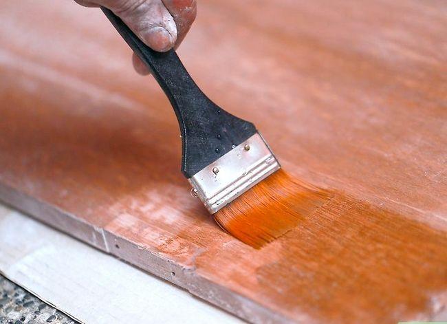 Titel afbeelding Varnish Wood Step 7