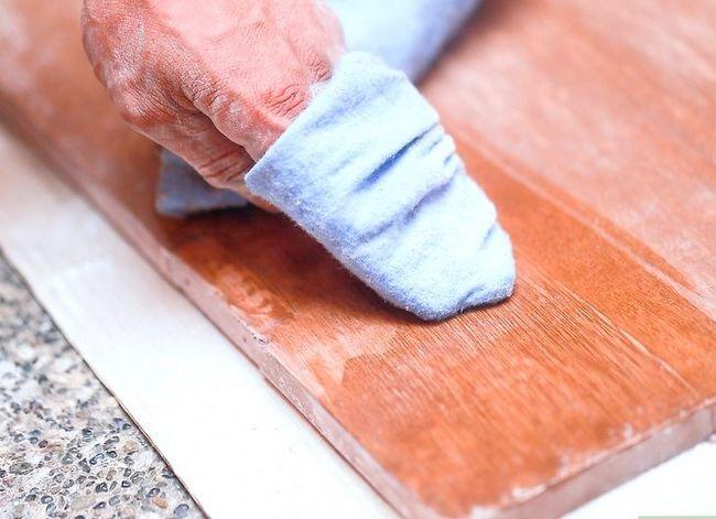 Titel afbeelding Varnish Wood Step 9