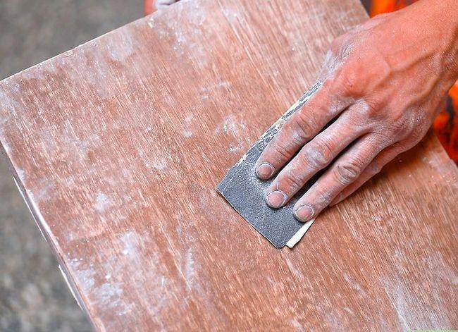 Titel afbeelding Varnish Wood Step 10
