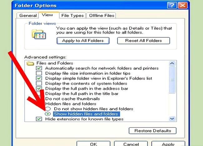 Titel afbeelding Clear the Thumbnail Cache in Windows Step 1Bullet3