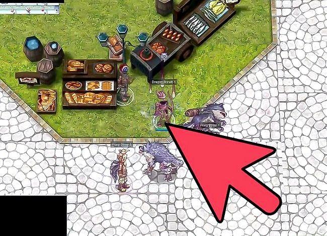 Titel afbeelding Verander in Rune Knight in Ragnarok Online Stap 4