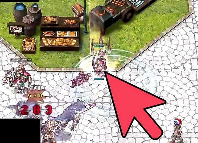 Titel afbeelding Verander in Rune Knight in Ragnarok Online Stap 6