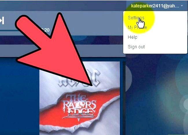 Hoe een betaald Pandora-account te annuleren