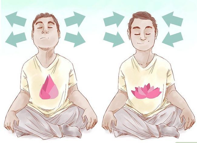Titel afbeelding Meditate Step 7